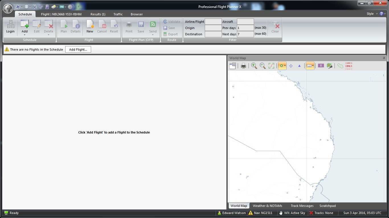 Unable to load plan into FMC (with tutorial)-(solved) - ProSim-AR Forum